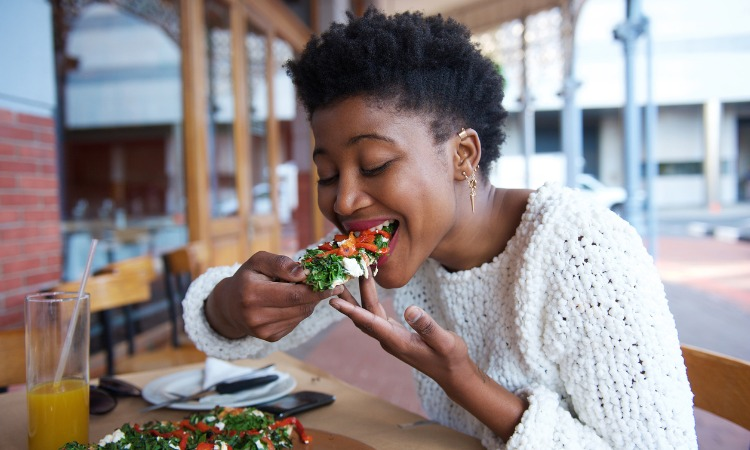 How good is a vegetarian diet for your teeth - Notting Hill dentist Number 18 Dental